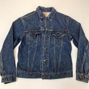 Levi's denim jacket boys size xl